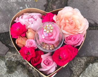 Tinkerbell Rosy - Piccolissima FlowerBox