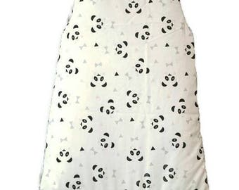 Introductory offer. Sleeping bag, sleeping bag. Two sizes available. Powder Pink panda pattern. Free shipping