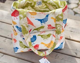 Happy Birds Summer 2017 Tote Bag