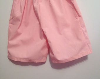 Light Pink and Fussier shorts and skirts (3years old)