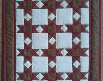 Miniature Quilt - Variable Star