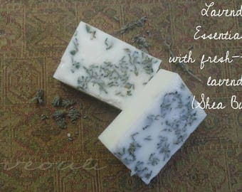 Handcrafted Aromatherapy Soap
