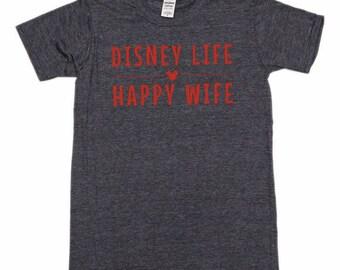 Happy Wife- Magical Tshirt