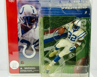 McFarlane's Sportspicks Edgerrin James Action Figure Indianapolis Colts