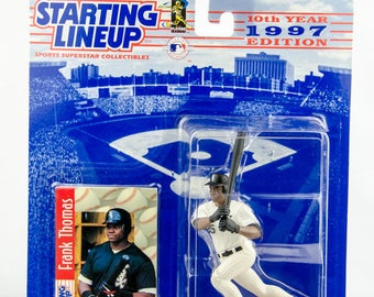Starting Lineup 1997 MLB Frank Thomas Action Figure Chicago White Sox