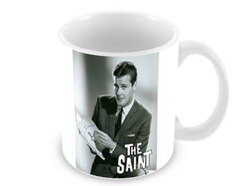 The Saint Ceramic Coffee Mug    Free Personalisation