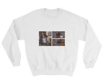 Kevin Malone, Kevin Spills Chilli, The Office, Michael Scott, Dwight Schrute,The office tv show, the office shirt, dunder mifflin Sweatshirt