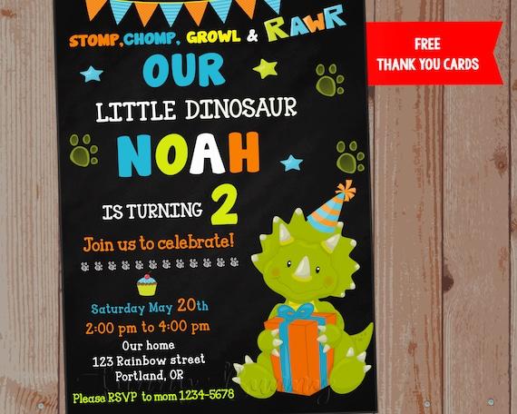 Dinosaur Wedding Invitations: Dinosaur Invitation Dinosaur Birthday Invitation Dinosaur 1st
