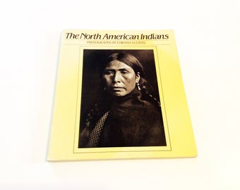 The North  American Indians  by Edward S Curtis, book for the American Indian scholar, first edition by Aperture  inc,out of print