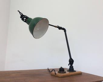 Dugdills Machinists Lamp