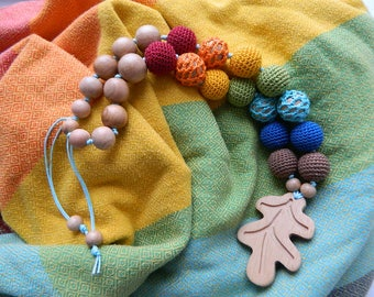 baby-beads 'Golden rainbow'