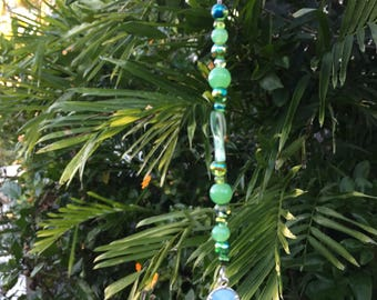 Sun Catcher - Green ans Blue
