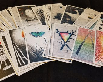 Connections Tarot Reading - 5 Cards - Relationships - Divination