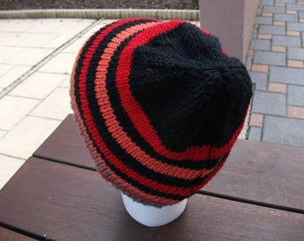 Hat children from 6 to 12 wool and acrylic