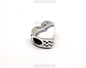 PANDORA Our Special Day Charm - New, Authentic