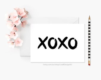 Mothers Day Card | Anniversary Card | Valentines Card | Card for Wife | BFF Card | Card for Him, Card for Her | I Love You Card | GCLACA6023