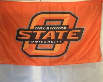 Oklahoma State University Flag