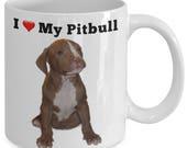 I Love My Pitbull, Dog ow...