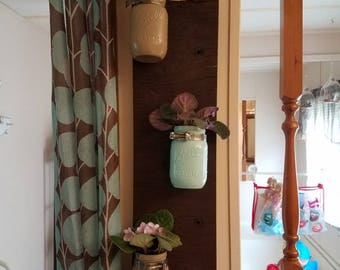 Wall Flower Planter