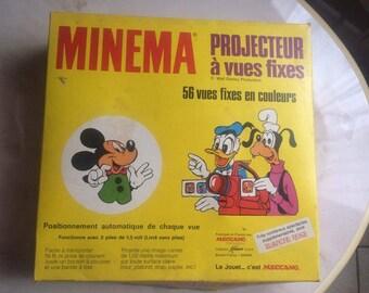 "Still old games ""Minema"" projector"