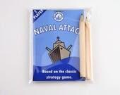 GameStash Naval Attack  party wedding travel vintage game. Like Battleships