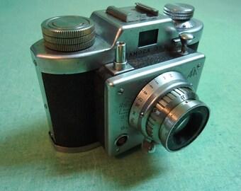 Samoca III 35MM Camera Vintage Collectible Camera Made in Japan