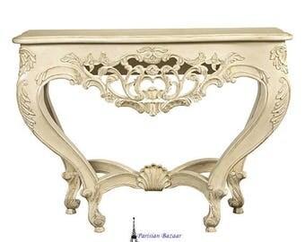 10% Parisian Bazaar Aurelie Console Table*Free Shipping.