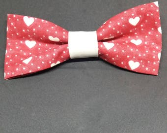 "Bow tie for cats / dogs ""Valentine"""