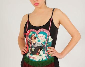Top corset design