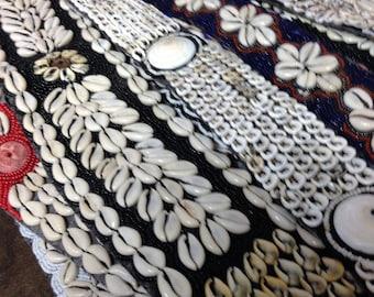 Beaded belts LOT 26 PAPUA