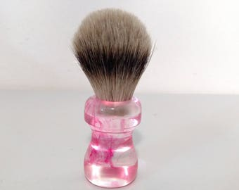 23mm silvertip badger shave brush