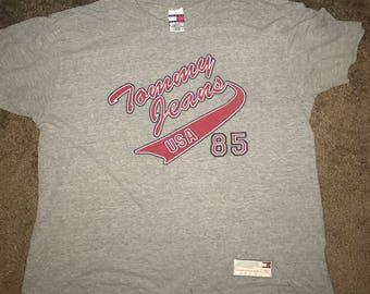 Vintage Tommy Hilfiger #85 T-shirt (Tommy Jeans)