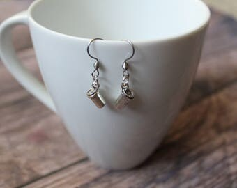Coffee Cups | Earrings
