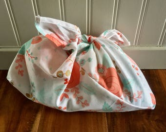 Bento Bag - floral