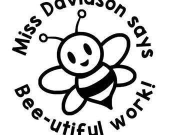 Bee-utiful work!
