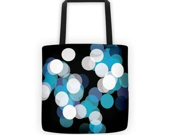 Nightlight Printed Tote Bag