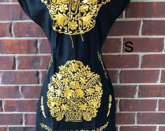 Mexican kinoma Dress