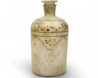 belongs to the 1900 's Mint Green Perfume Damacanası