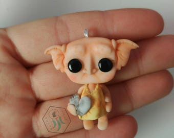 Dobby the elf style pop-funk-Harry Potter