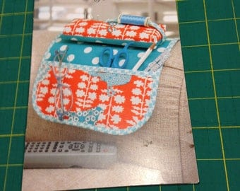 Pattern Arm Chair Sewing Caddy