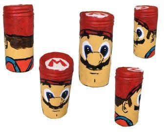 Painted Mario Jar