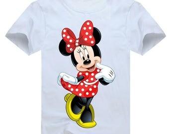 Minnie Mouse T Shirt, Funny Ladies Disney Shirt, Disney Shirt, Womens Disney Shirt