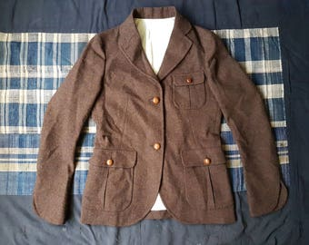 Tomorrowland  Bacca wool suit jacket 36