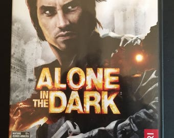 Jeux  ps2 alone in the dark ps2 game atari