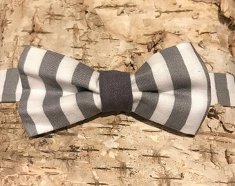 kids bow tie, bow tie for kids, bow tie, bowtie, bow ties, grey bow tie, white bow tie, baby bow tie, cotton bow tie, toddler bow tie