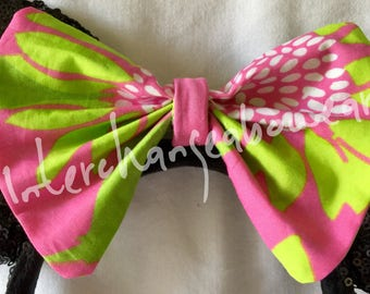 Lilly Pulitzer Soliel bow