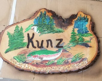 Wood Art, made to order