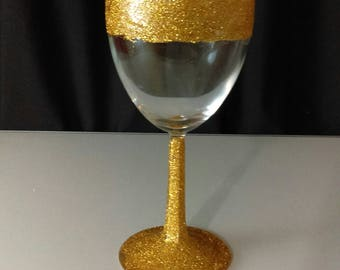 One ring Wine Glass