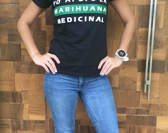 Apoyo la Marihuana Medicinal