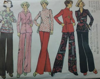 Vintage Simplicity Pattern 6029. This pattern contains two different sizes!